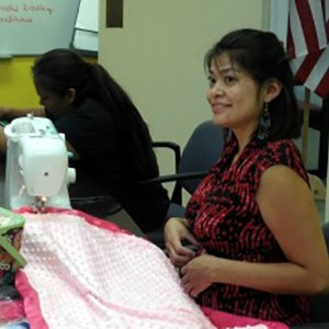 Sewing and Cooking Classes